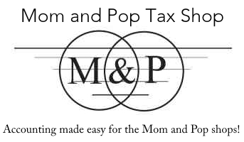 Mom and Pop Tax Shop
